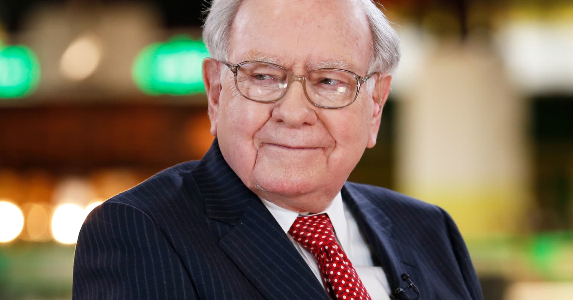 Republican health-care bill will 'cut the hell out of taxes' for the rich, says Warren Buffett