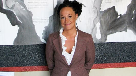 Rachel Dolezal Is Now