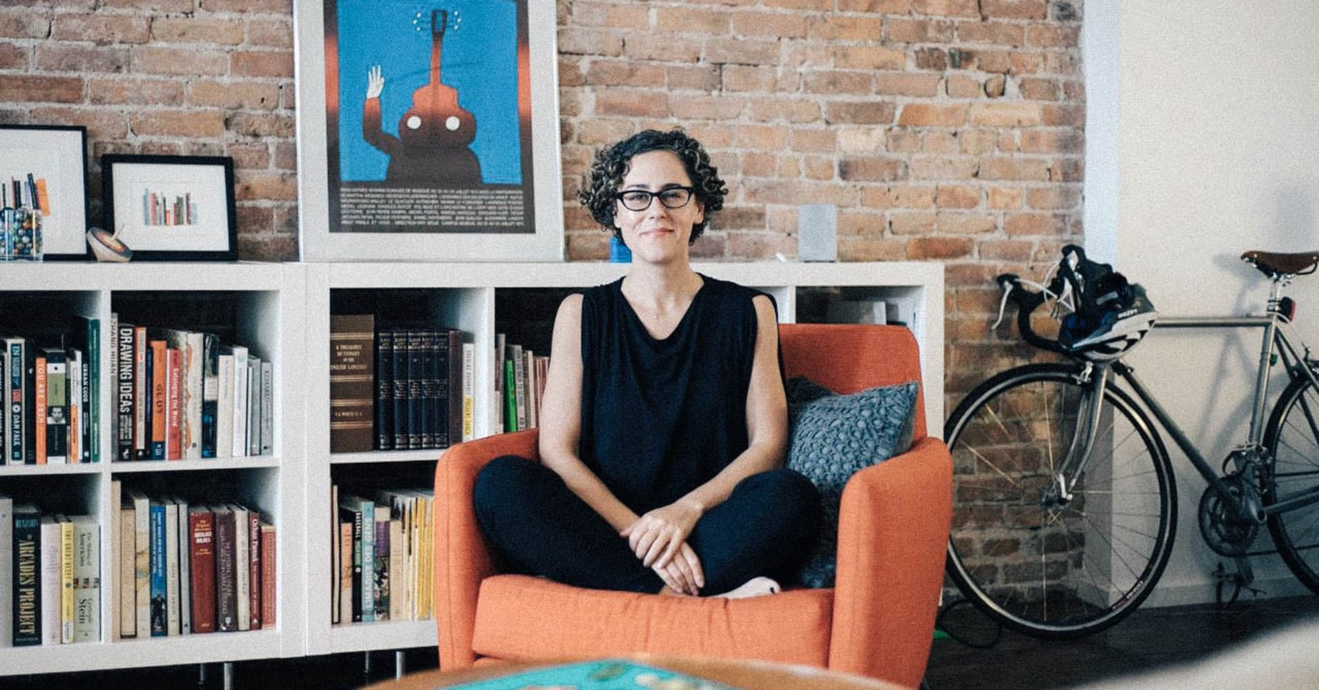Why one introverted exec fills her calendar with conversations