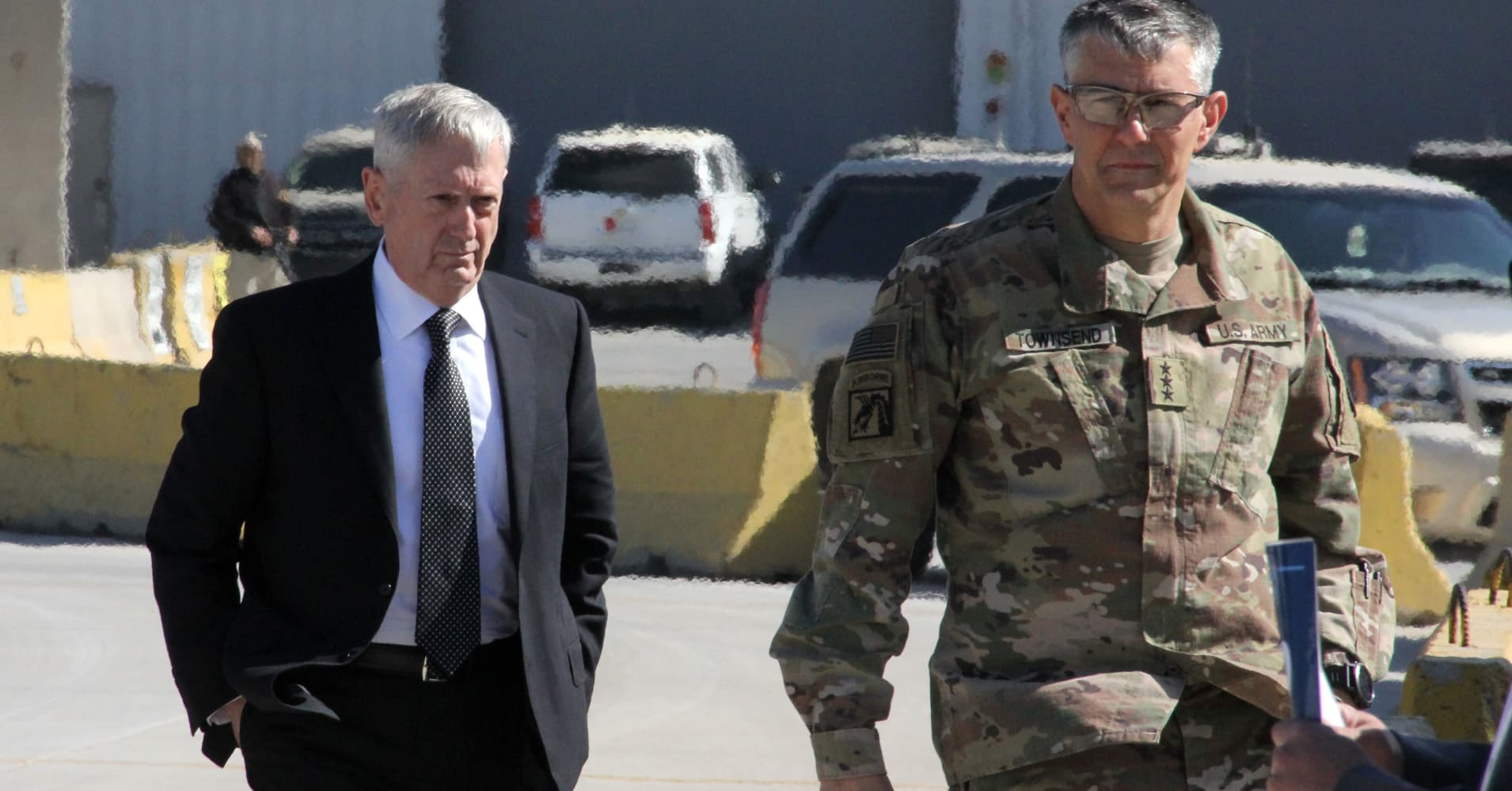 Pentagon delivers draft plan to defeat Islamic State to White House