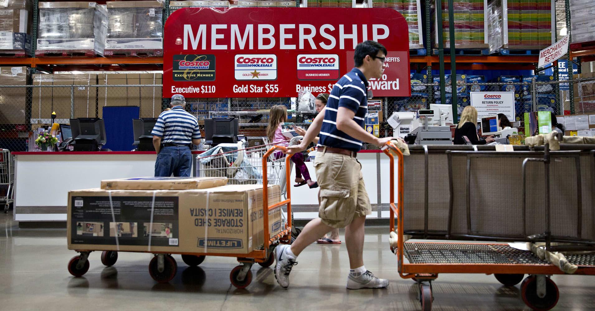 Costco may raise its membership fees, UBS says