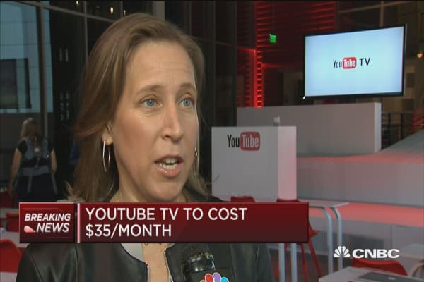 YouTube to launch TV bundle in next few months