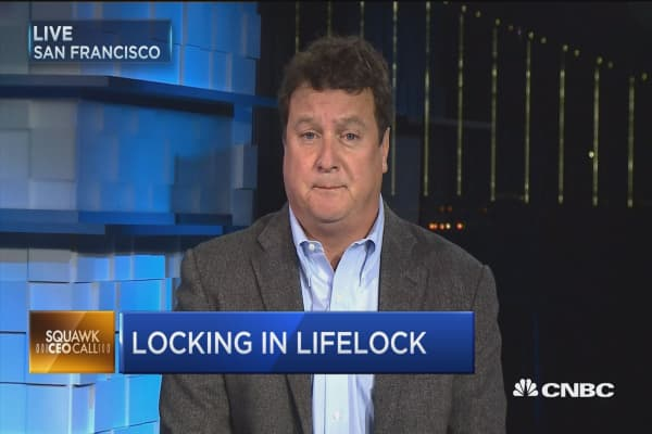 Symantec CEO: There's a cybersecurity crisis in the US