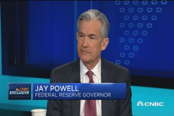Powell: March rate hike is on the table