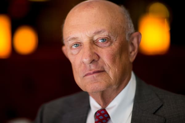 Former Director of Central Intelligence James Woolsey