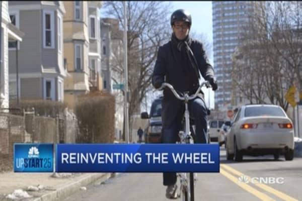 Superpedestrian is reinventing the wheel