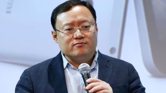 Joseph Chen, CEO of Renren