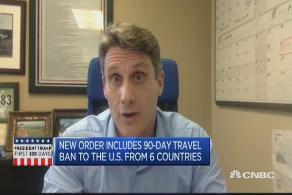 Question of intent remains for new travel order: Academic
