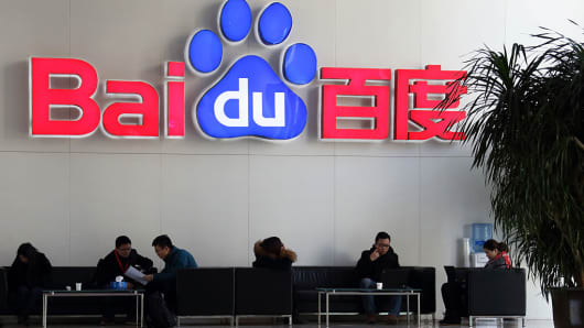 Baidu partners with Bosch and Continental on self-driving tech