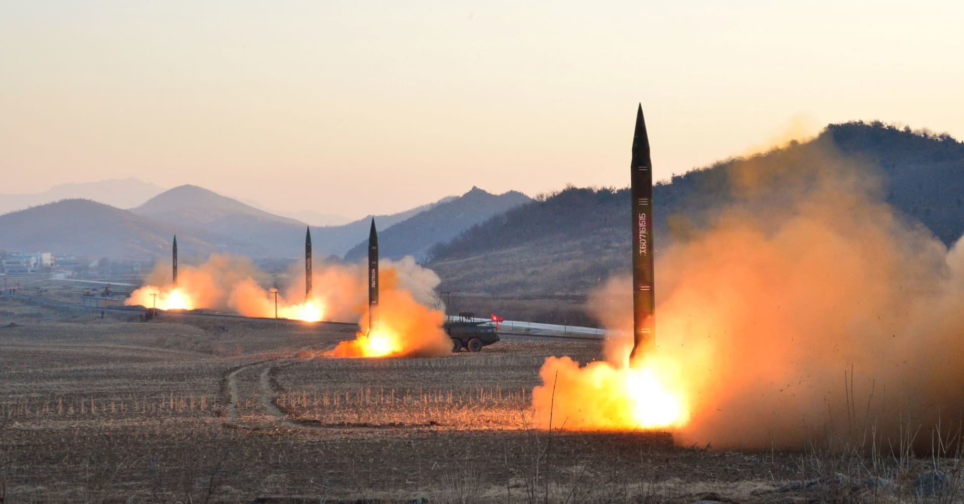 North Korea is a direct threat to our national security, former defense secretary says