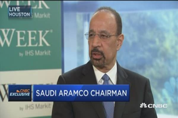 Saudi energy minister: We have been bearing a significant part of the load of OPEC cut