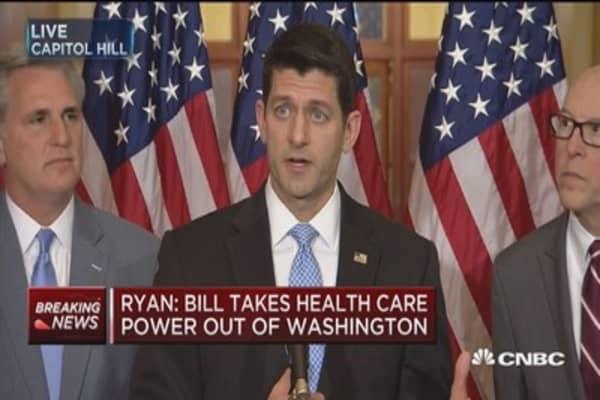 Ryan: We envision three phases occurring here