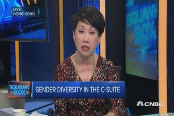 Gender diversity on Hong Kong boards improves