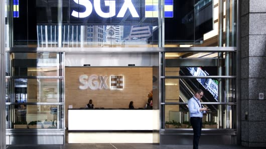 SGX consults on market structure changes