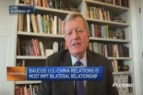 US and China are on collision course: Former ambassador