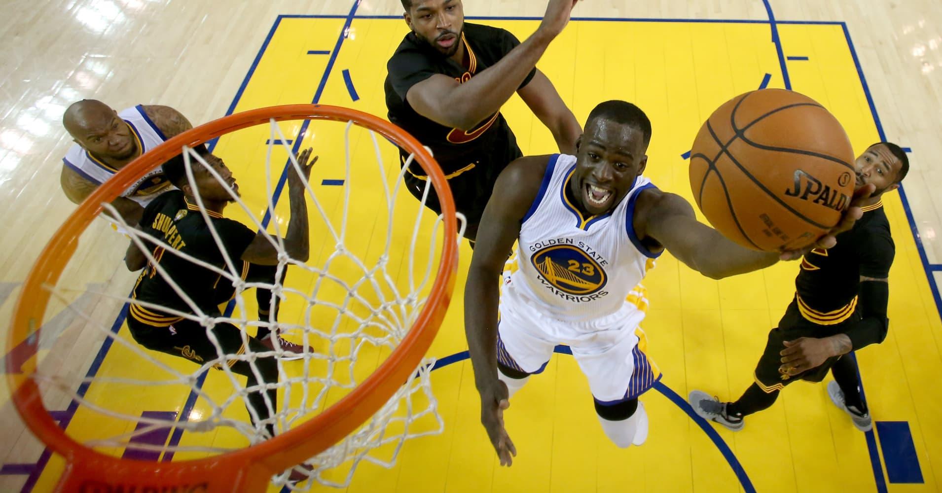 NBA star Draymond Green's biggest financial regret: A $21,000 night at a club