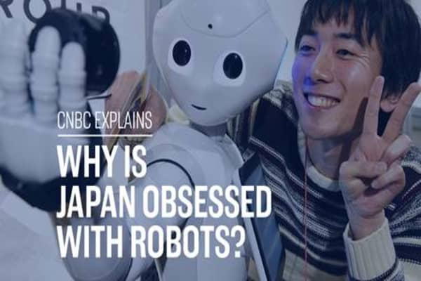 Why is Japan obsessed with robots?