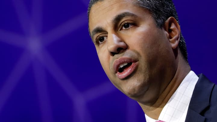 Ajit Pai, Chairman of U.S. Federal Communications Commission