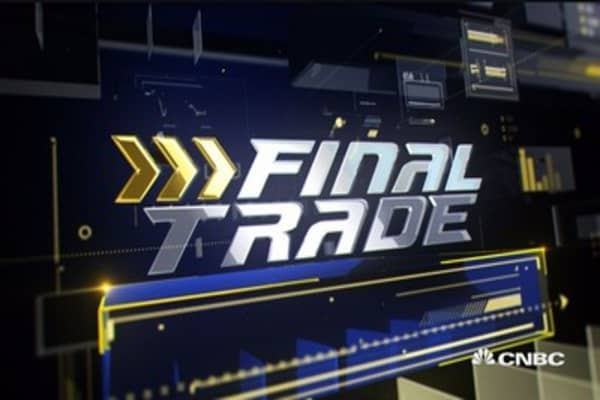 Final Trade: PHM, XLE & more