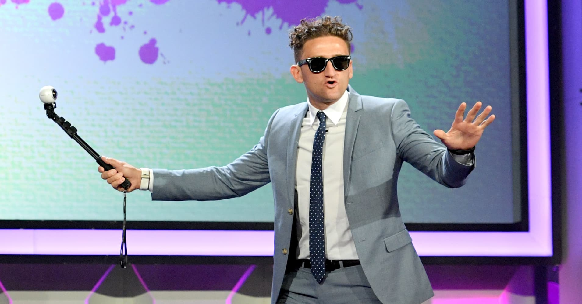 Filmmaker Casey Neistat: You have to think like Tarzan to find success