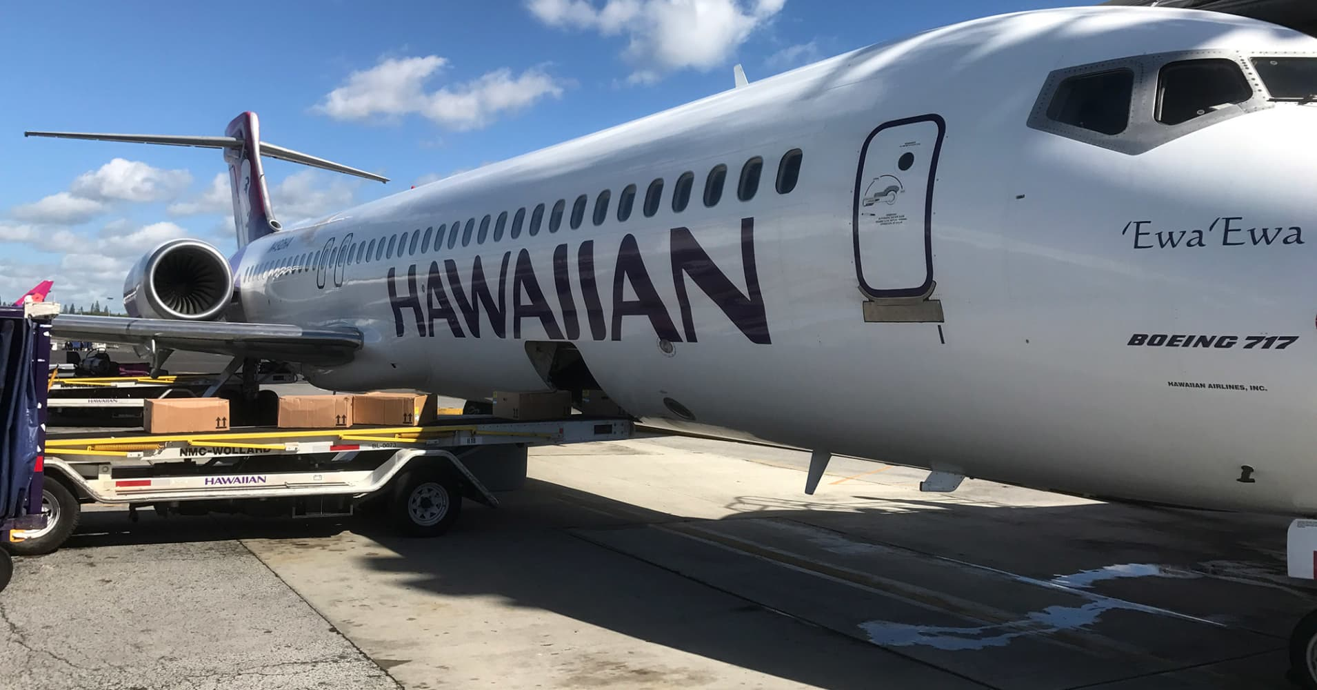 Hawaiian Airlines looks to Asia, US East Coast for growth