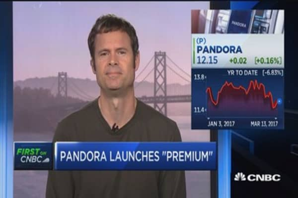 Pandora CEO: We're solving the ease of use problem of subscription services