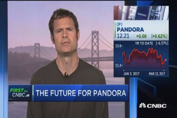 Pandora CEO: We benefit from connectivity tailwind