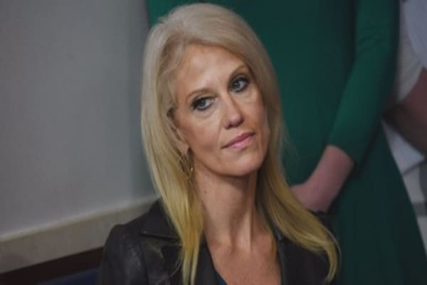 Trump advisor Kellyanne Conway says she isn't in the business of having evidence in a series of tough TV interviews