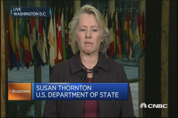 'Fair trade measures' needed for US-China trade: State Department