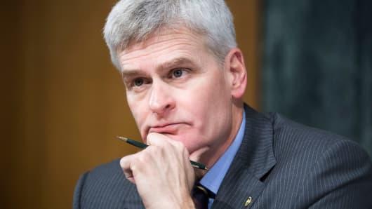Sen. Bill Cassidy, R-La.