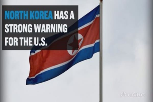 North Korea warns of 'merciless' strikes