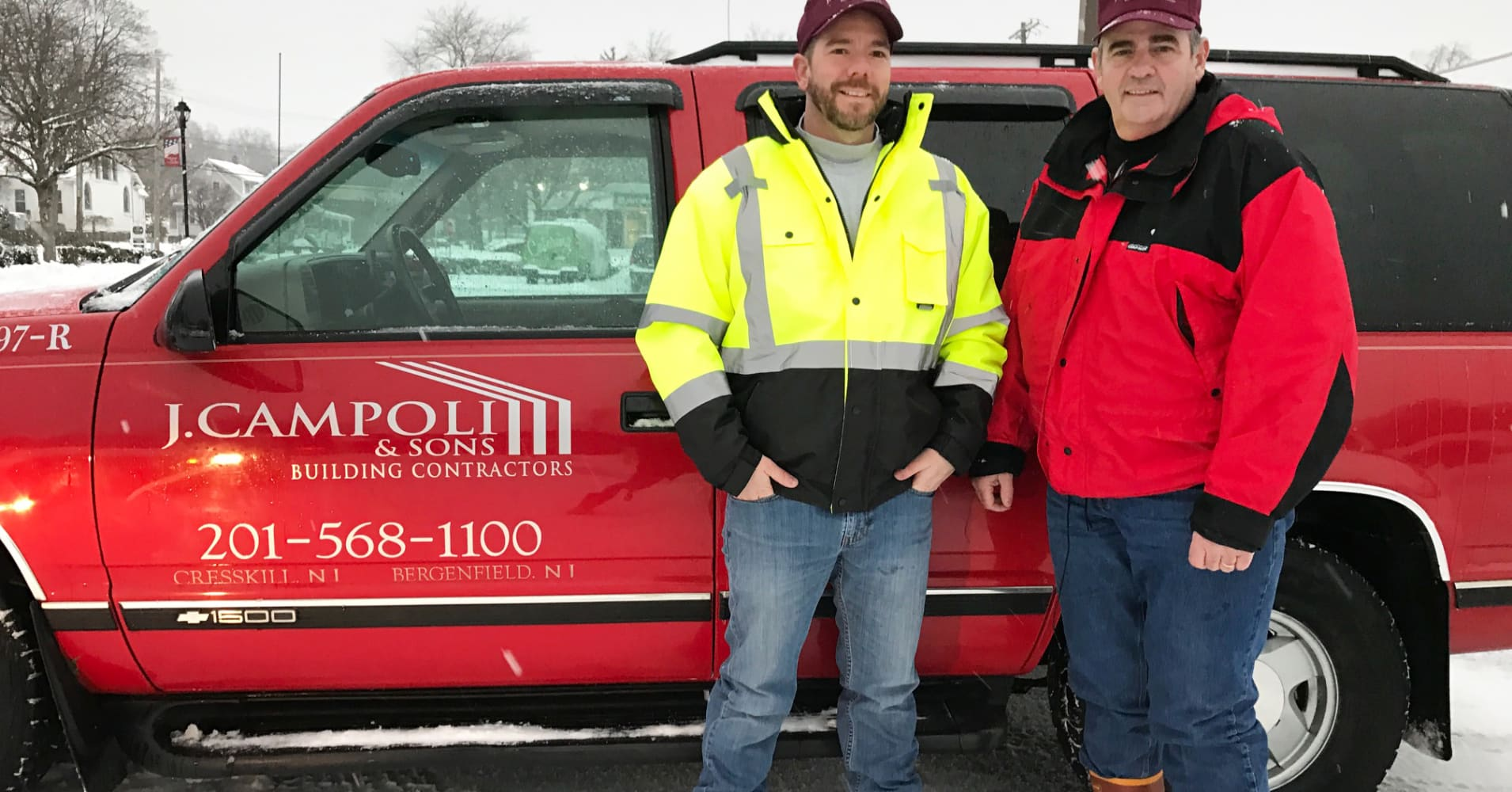 As winter storm Stella hits, a snow-plowing business reaps the profits