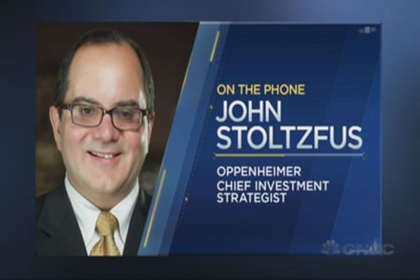 Oppenheimer's Stoltzfus makes the bull case for stocks