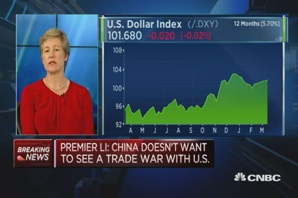 JPMorgan isn't bullish on the dollar