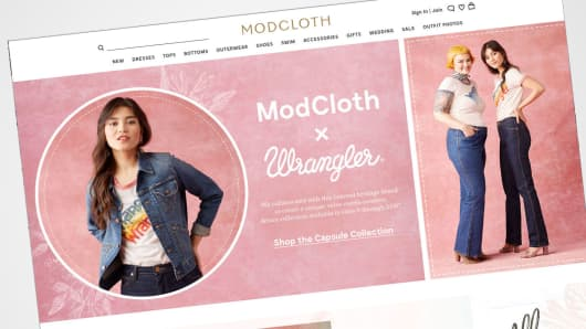 Source Modcloth