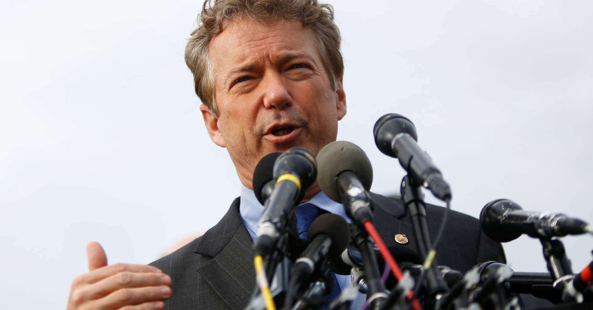 Sen. Rand Paul is expected to force vote on key portion of $110 billion Saudi arms deal