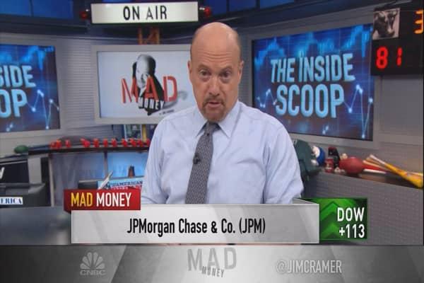 Cramer on how investors should maneuver CEO buybacks