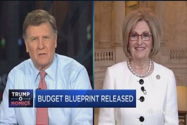 Rep. Black: Budget shows Trump serious about cutting federal funding