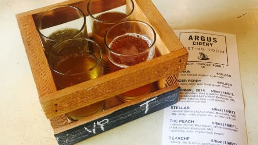 Austin's Argus Cidery