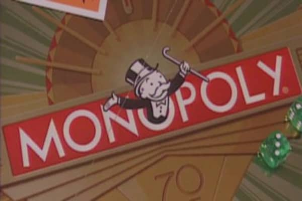 Monopoly gets a makeover