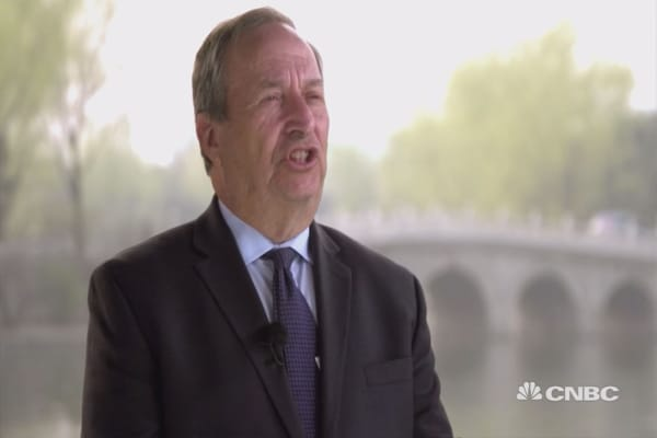 Very concerned about 'alternative facts': Larry Summers