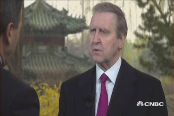 For North Korea, no good options left: William Cohen