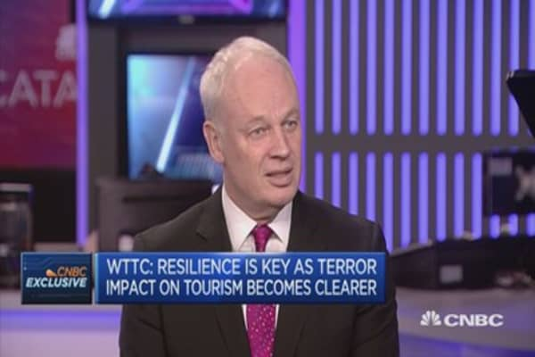 Resilience is key as terror impact on tourism becomes clearer: WTTC