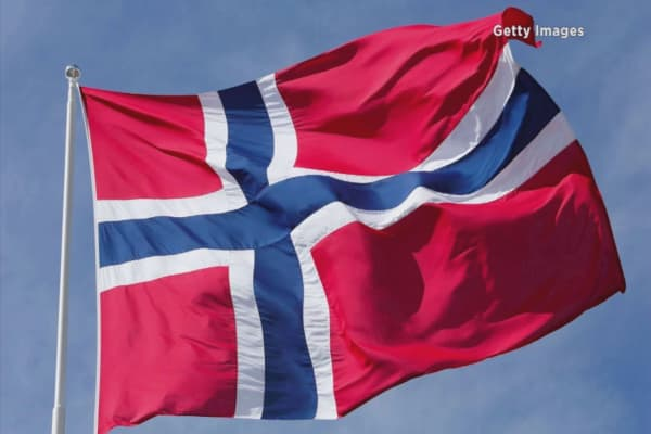 Norwegians are a whole lot happer than Americans, according to a new report