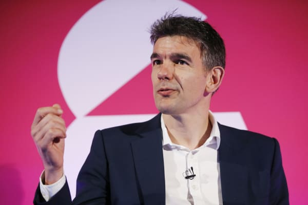 Matt Brittin, Google's president, EMEA business and operations, at Advertising Week Europe in London, March 20, 2017