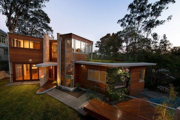You could stay in this house in Brisbane, Australia, without paying a penny.