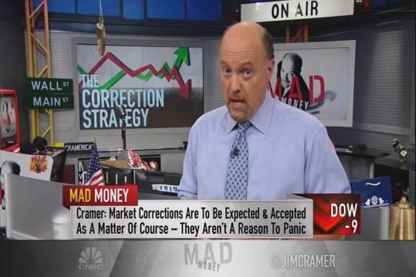 Cramer: The perfect hedge for when the market hits dangerous highs