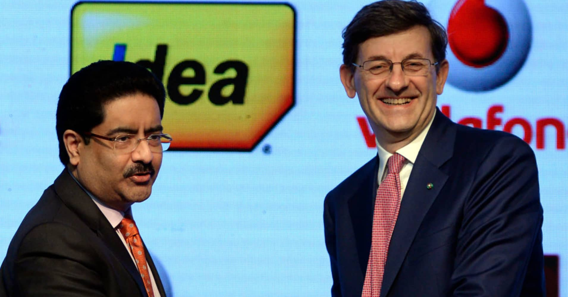 Vodafone, Idea in $23 bln deal to create new Indian telecom leader