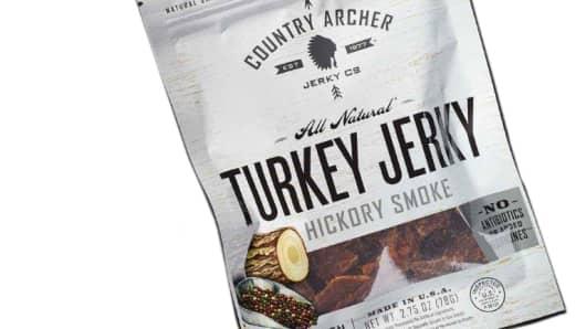 Starbuck's Turkey Jerky