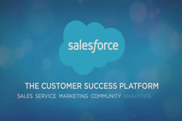 Microsoft is giving Salesforce a real run for its money